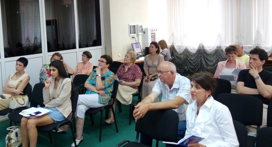 Общественники отметили, что в Ивановской больнице оказание населению района доступной медицинской помощи проводится на достаточно высоком уровне
