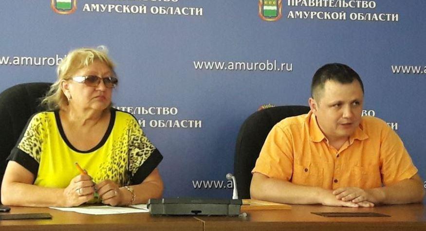 Прошла встреча с руководителем отдела ведомственного контроля качества и безопасности медицинской деятельности министерства здравоохранения Сахалинской области