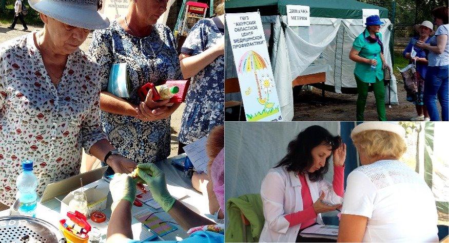 Фестиваль здорового образа жизни и семейного отдыха в селе Ивановка