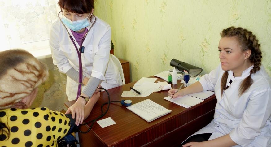 Министерство здравоохранения Амурской области и Амурский медицинский колледж приступили к реализации совместного проекта по оказанию медицинской помощи жителям отдаленных от районных центров сел.