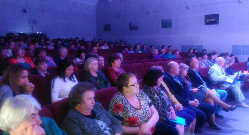 В Серышево состоялась встреча руководства органов здравоохранения региона с коллективом районной больницы