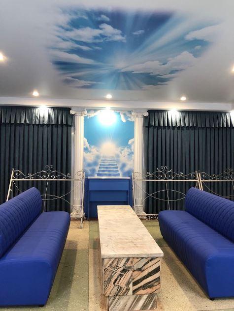 В Амурской областной больнице отреставрировали ритуальный зал