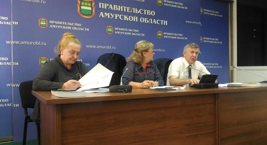Общественный совет при минздраве Амурской области проанализировал работу нескольких медицинских организаций