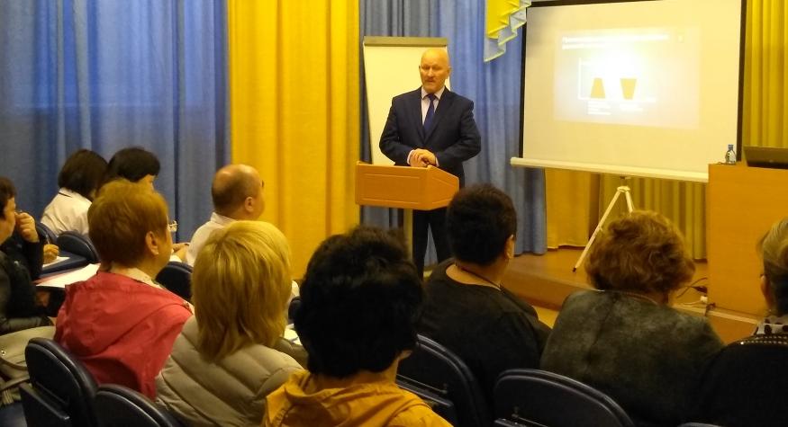 В Белогорске обсудили вопросы медицинского страхования