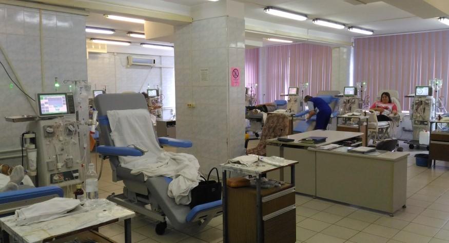 Диализное отделение Амурской областной клинической больницы оказывает помощь круглосуточно