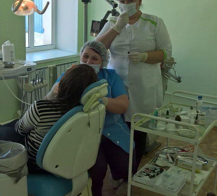В Тамбовском районе первичное звено здравоохранения укрепляется в том числе благодаря социальному партнерству