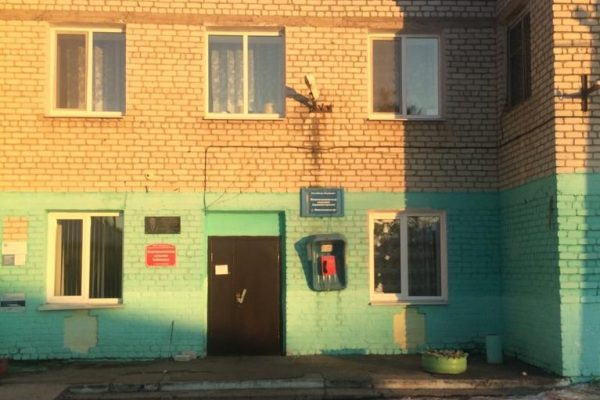 В сельскую больницу Михайловского района провели водопровод.