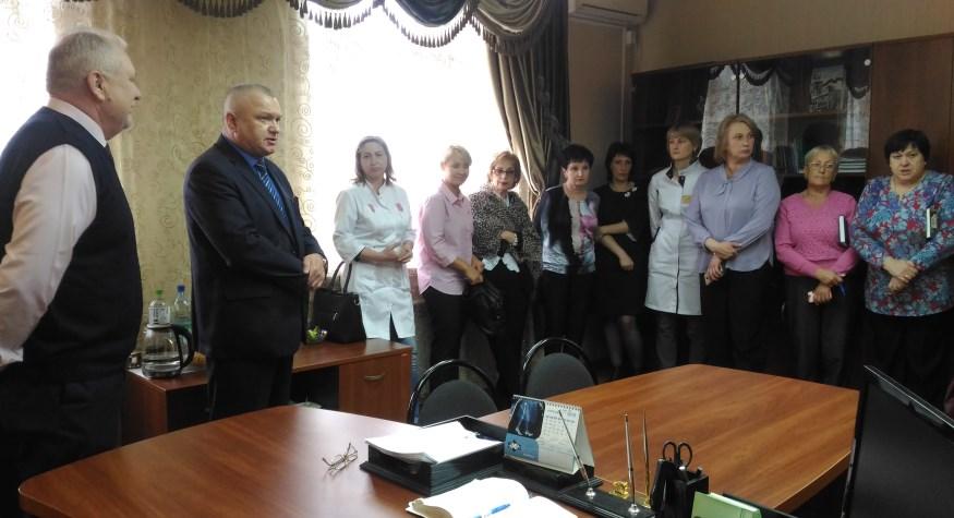 """В Белогорской больнице работает """"антикризисная группа"""""""