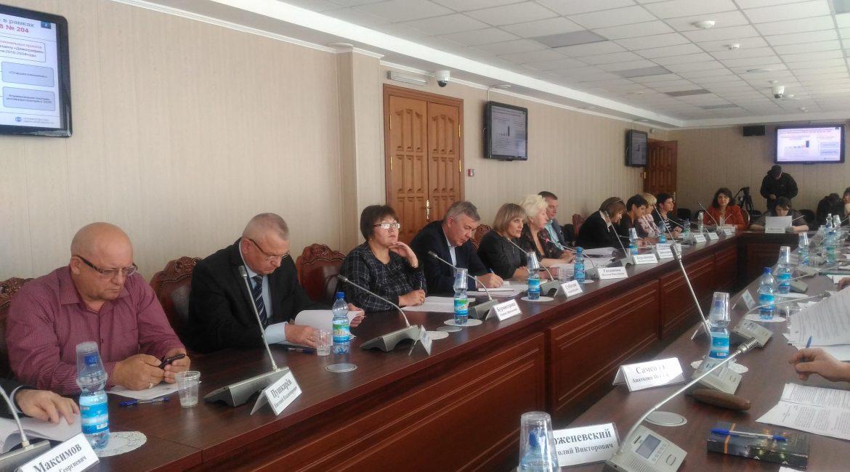 Минздрав представил общественности Приамурья комплекс мероприятий в рамках региональных проектов