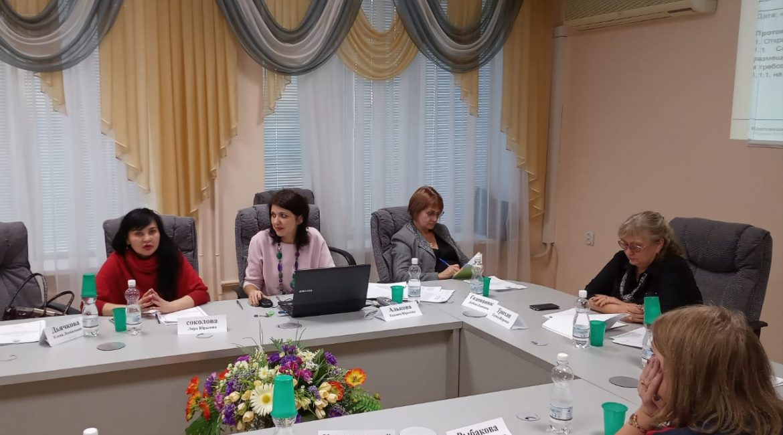 Вчера состоялось заседание Общественного совета по НОК условий оказания услуг медицинскими организациями Амурской области