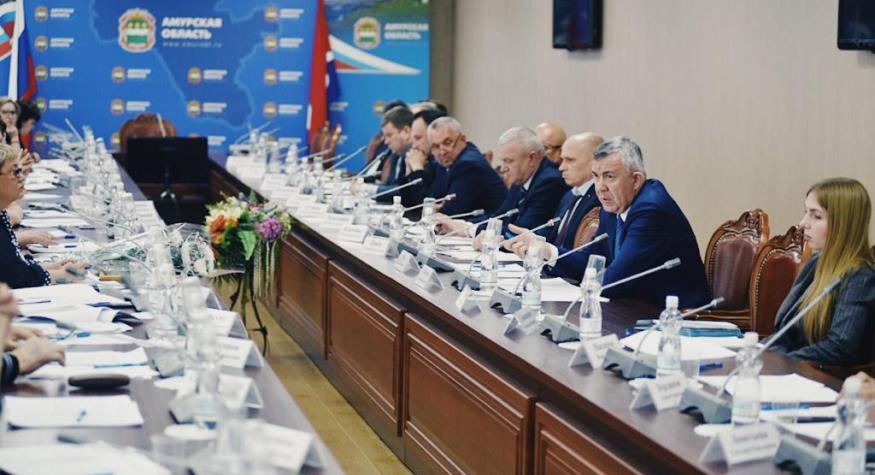 Общественный совет по правам пациентов поддержал кандидатуру Александра Сучкова на пост главврача Благовещенской горбольницы