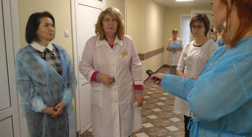 В Свободненской больнице после капитального ремонта открылось инфекционное отделение