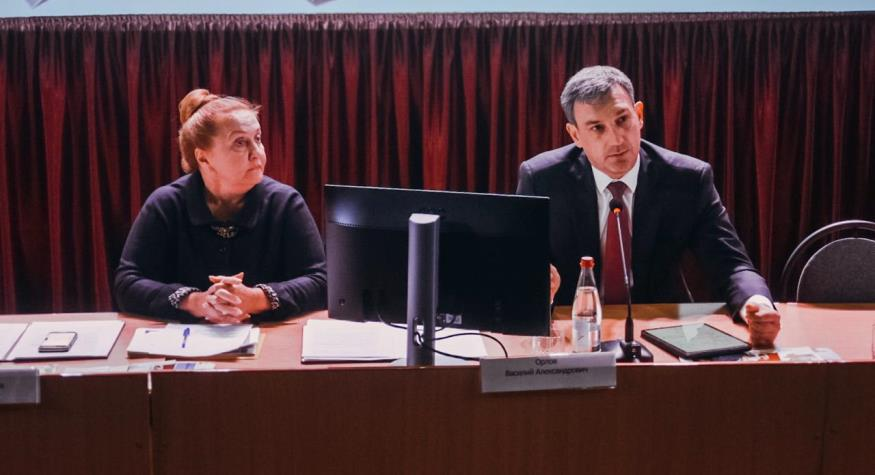 Губернатор Василий Орлов принял участие в коллегии по вопросам развития онкологической службы Приамурья