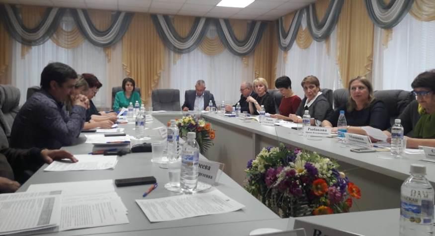 Состоялось заседание амурского Общественного совета по независимой оценке качества условий оказания медицинских услуг