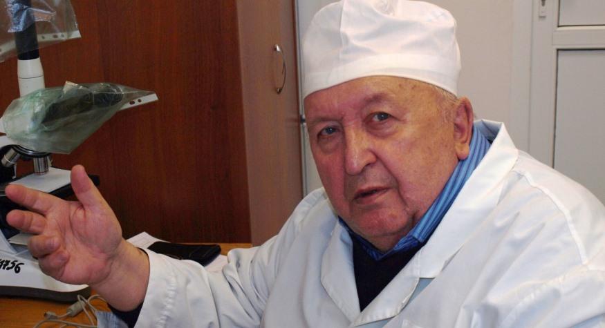 Ушел из жизни профессор Валентин Фигурнов
