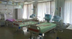 В Белогорской больнице развернут инфекционный госпиталь