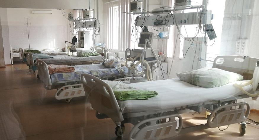 Самый большой в Приамурье инфекционный госпиталь развернут на базе Благовещенской городской клинической больницы