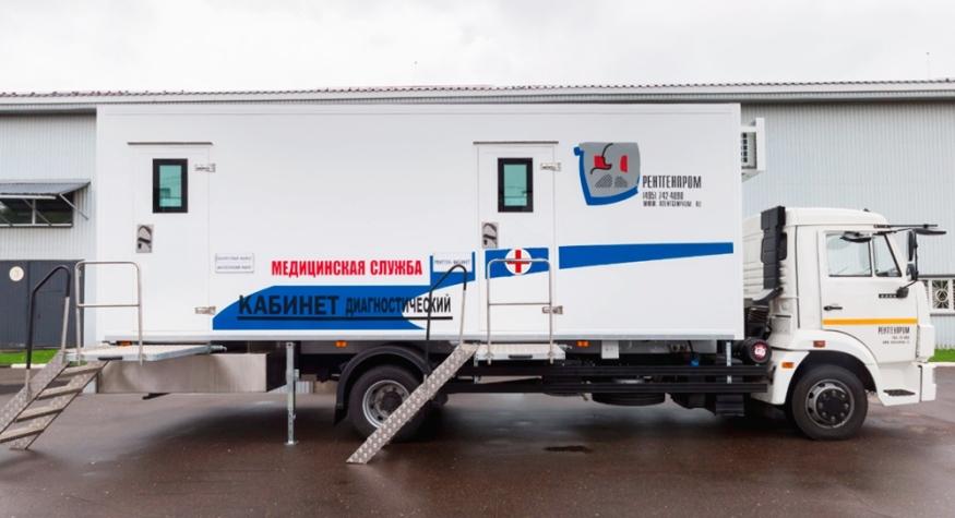 Осенью в Приамурье поступят 16 мобильных медицинских комплексов