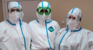 Из инфекционного госпиталя Благовещенской городской больницы выписано с выздоровлением 1296 человек