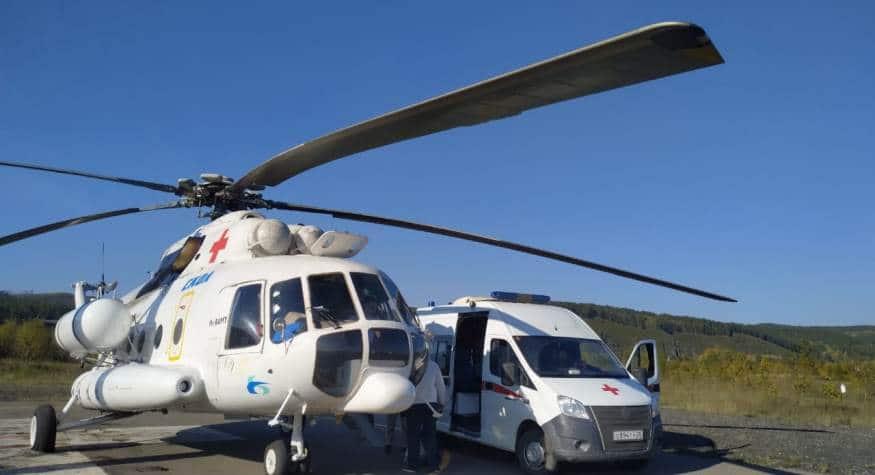 Более 60 вылетов санитарной авиации совершено в Приамурье за три месяца работы