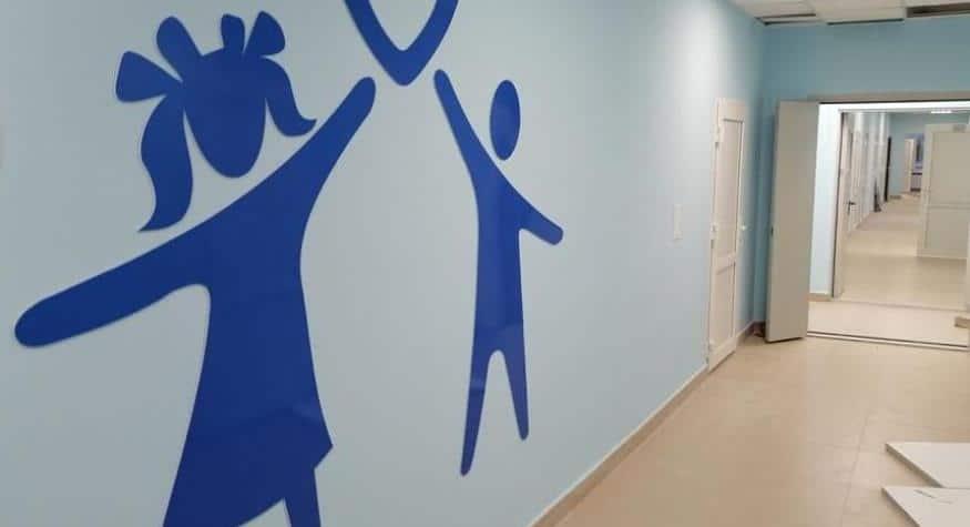 После капитального ремонта открылась детская поликлиника Тындинской больницы