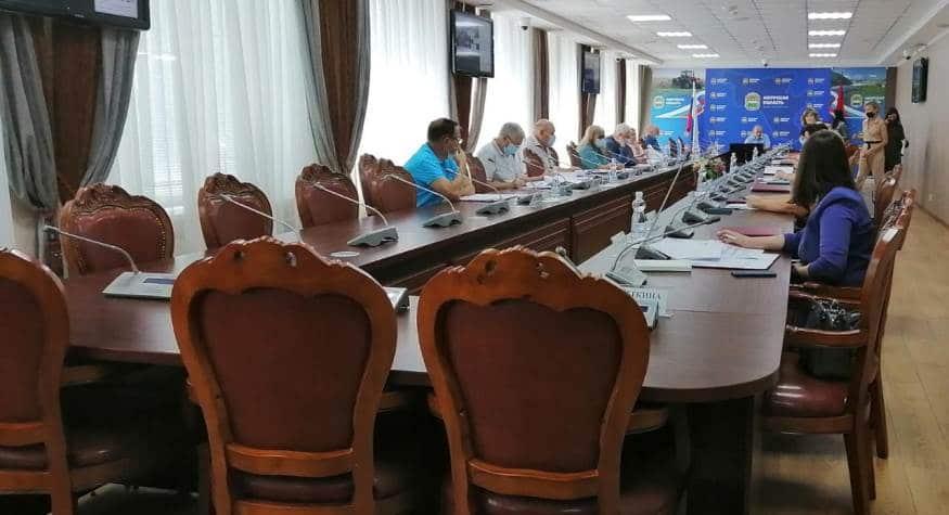 Борьбу с сердечно-сосудистыми заболеваниями в Приамурье обсудил общественный совет по защите прав пациентов