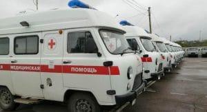 Василий Орлов: «В Приамурье поступила самая большая партия медицинского автотранспорта за последние годы»